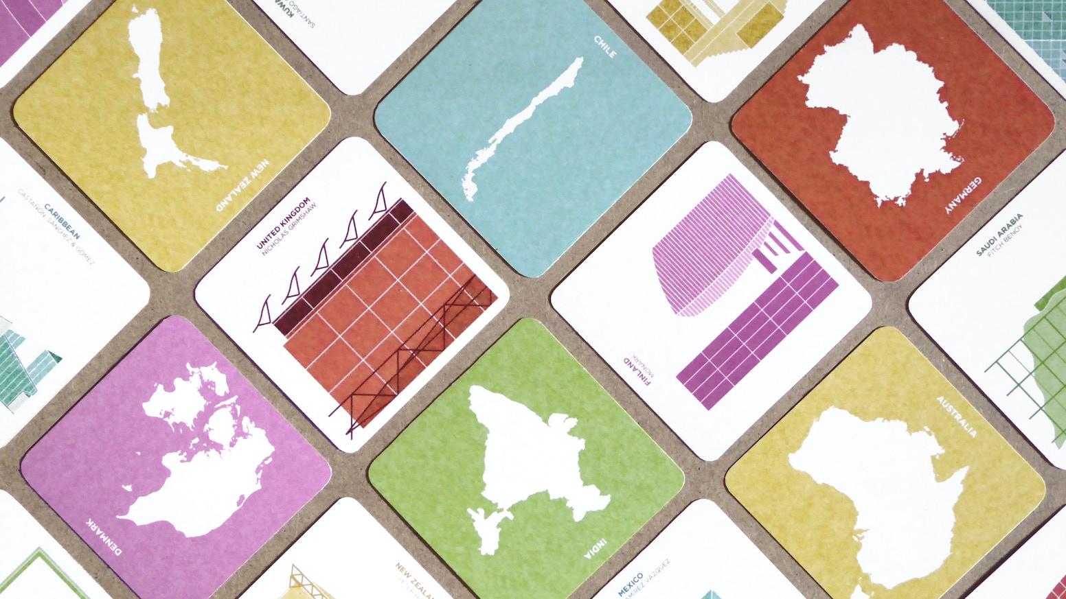 EXPO Architecture Memory Game By Arquitectura A Contrapelo - Game architecture and design