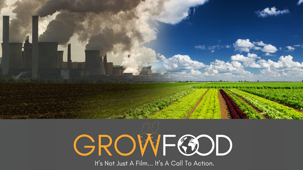 Grow Food Film project video thumbnail