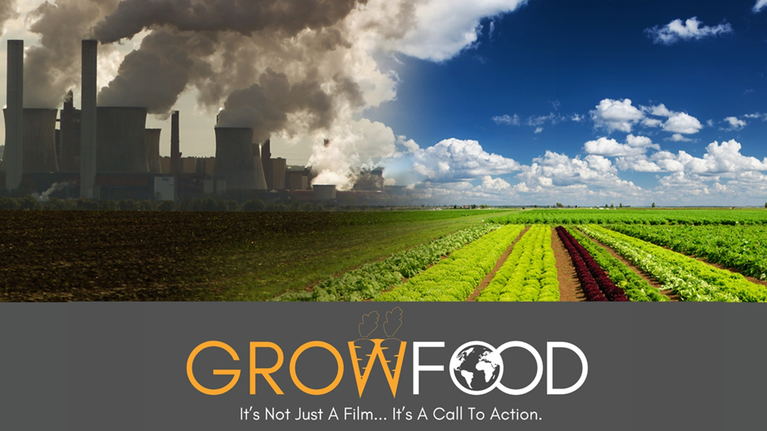 Documentary filmmakers seek to charge a global movement with one big idea: growing food can fix a majority of the world's problems.