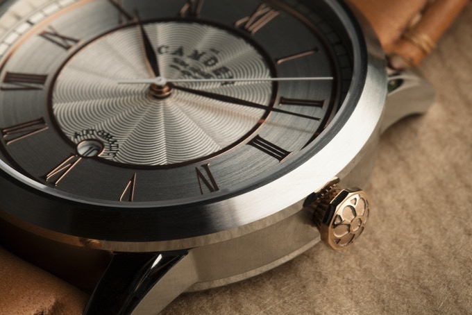 a306676ec767e The Camden Watch Company is an independent British watch company based in  the London borough of Camden.