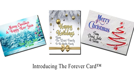 Forever Card Studio - Ground breaking Greeting Card Designs