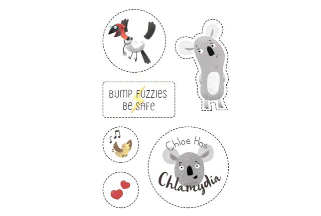 Chloe Has Chlamydia by Jackie Prince —Kickstarter