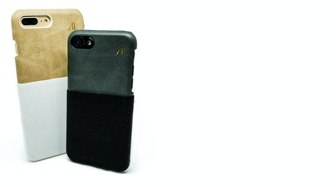 The POCKET CASE is the essential case to protect your iPhone in a fashionable and functional way for work, play, and a life worth living.