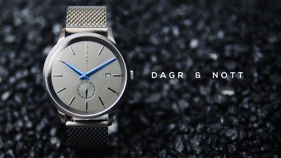 Watches by Dagr & Nott: Where Luxury Meets Modern Style
