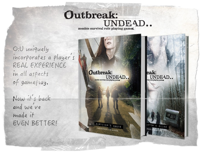 Want to learn more? Grab a FREE COPY of our Quick Start Rules and learn more about Outbreak: Undead!