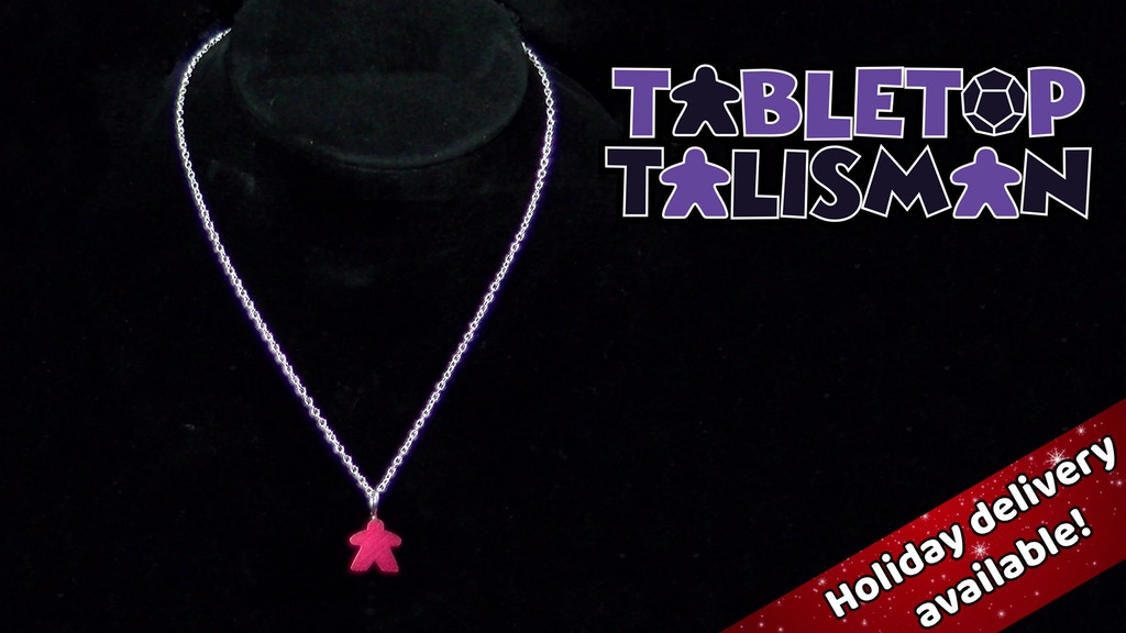 Tabletop Talisman: A Victory Point for Fashion project video thumbnail