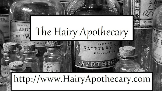 The Hairy Apothecary, starting over from scratch...