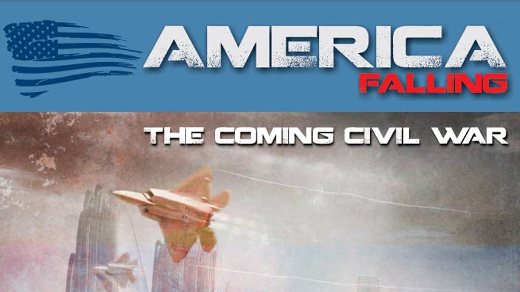 America Falling project video thumbnail
