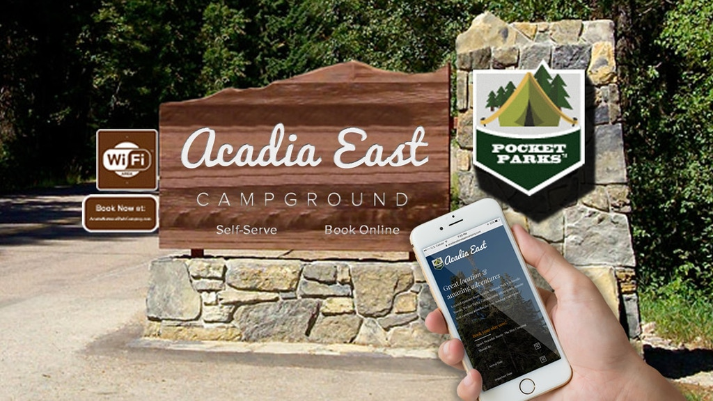 Launching Self-Serve Campgrounds for Outdoor Adventurers