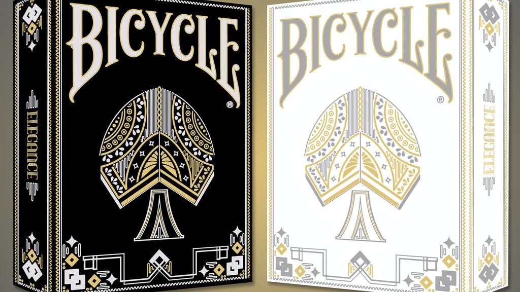 Project image for Elegance Bicycle® Limited Edition Playing Cards Deck (Canceled)