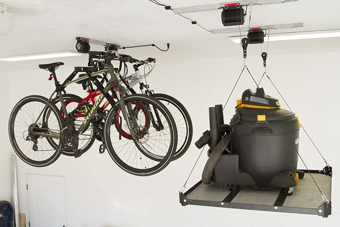 Multi Bike Lifter & Platform Lifter