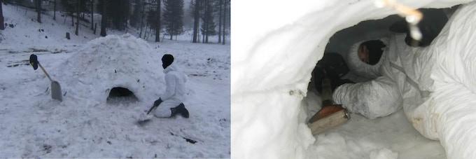 Survival skills in all seasons.
