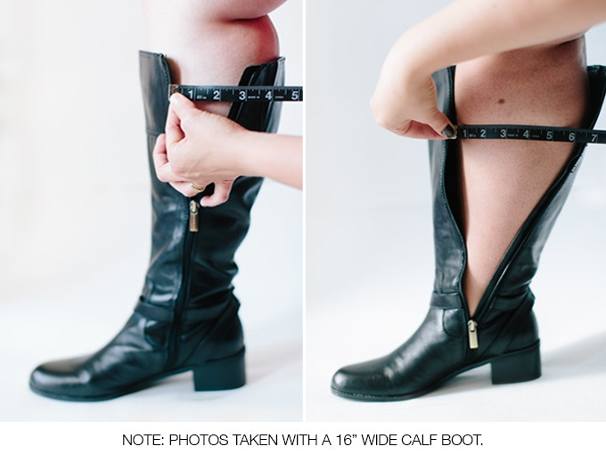 2f2c865aaa8 The Ultimate Wide Calf Boot - High Quality in 4 Calf Widths by Part ...