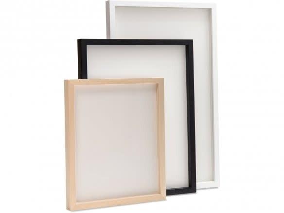 Eve Smart Mirror interchangable frames design examples.