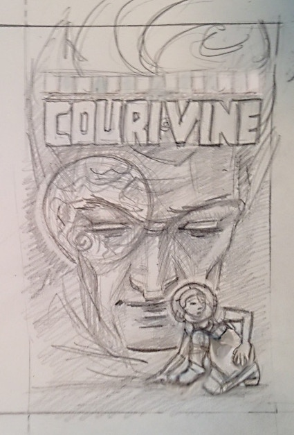 COURI VINE book 4 - Sacrifice