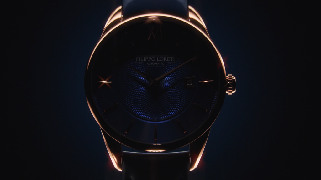 Smart Luxury Watch Revolution - Filippo Loreti project video thumbnail