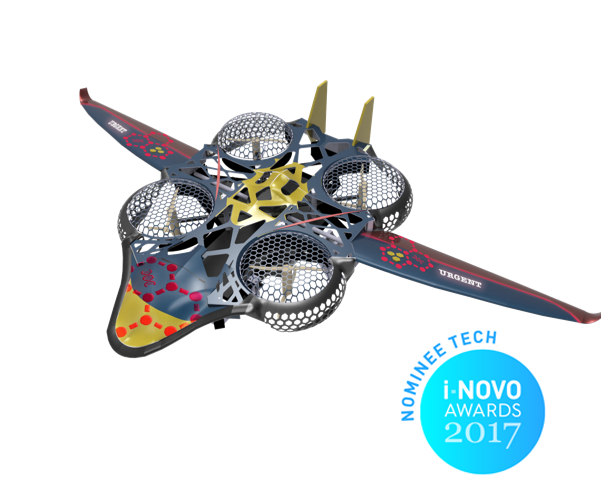 "The Kayrys developed by SlidX has been nominee for the ""I Novo 2017"" award by Aero expo (the online aeronautics market) in the category of innovative technologies of the year."