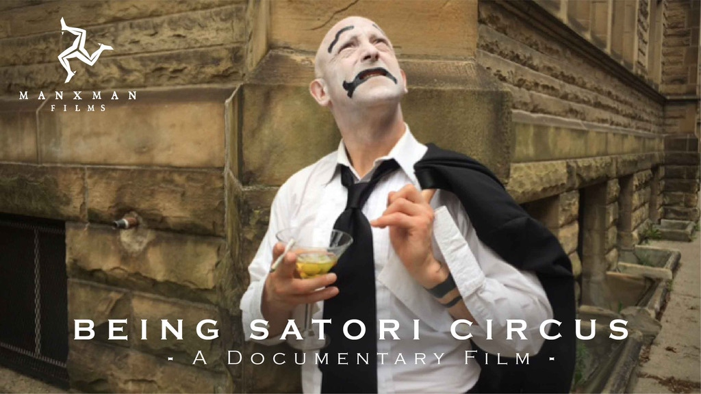 'Being Satori Circus' - Documentary project video thumbnail