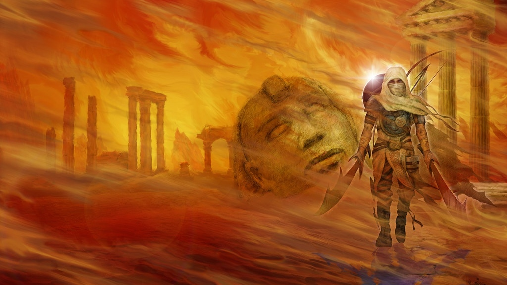 DestinyQuest IV: The Raiders of Dune Sea project video thumbnail