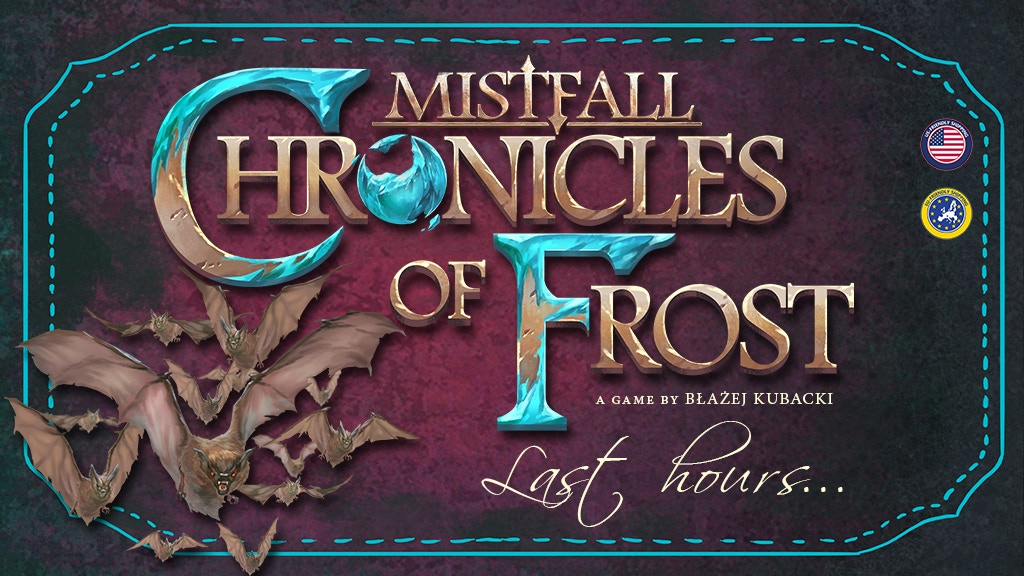 Chronicles of Frost project video thumbnail