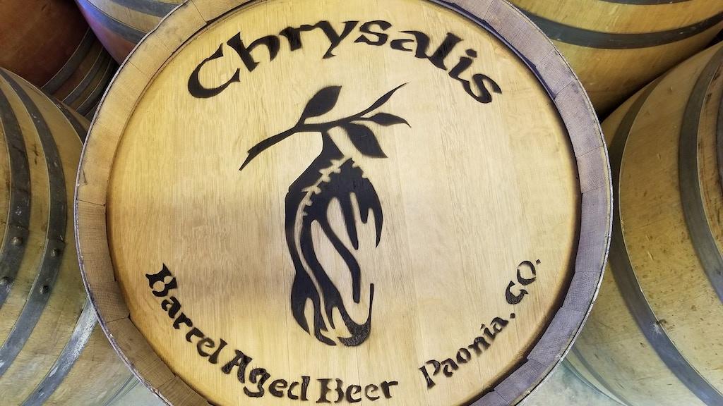 Chrysalis Barrel Aged Beer project video thumbnail