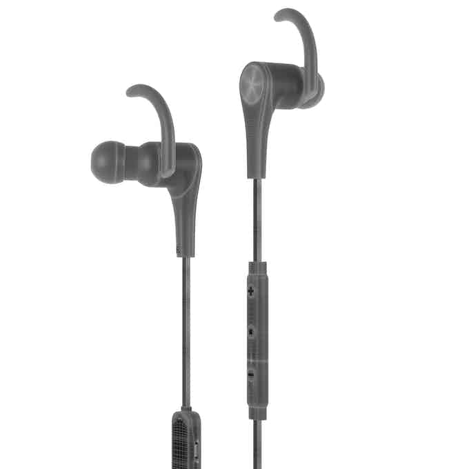 Hybrid Headphones with Comfort Fit Ear Tips for Long Term Use