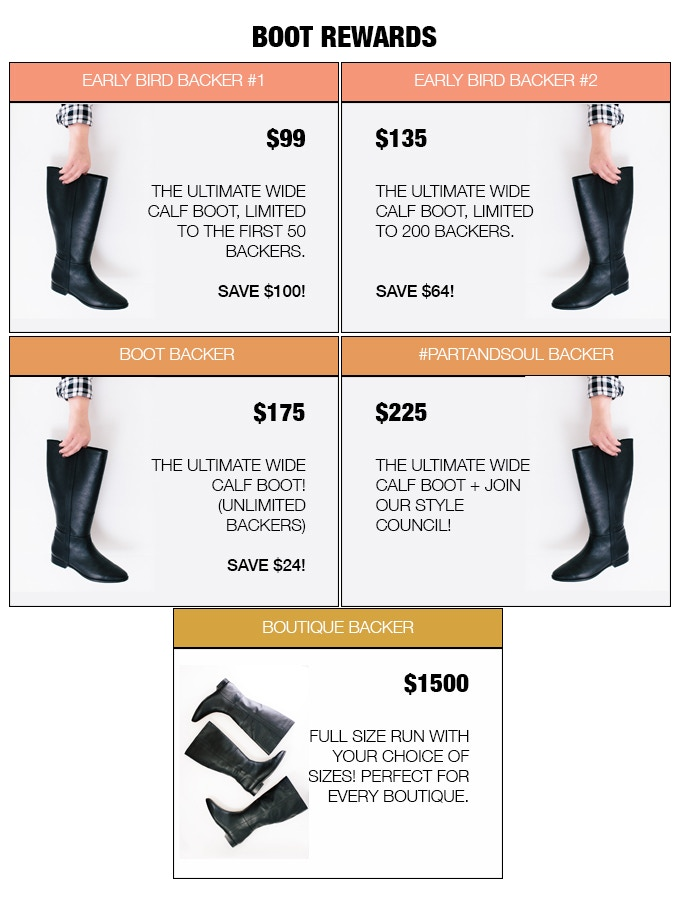 3978abad401 The Ultimate Wide Calf Boot - High Quality in 4 Calf Widths by Part ...