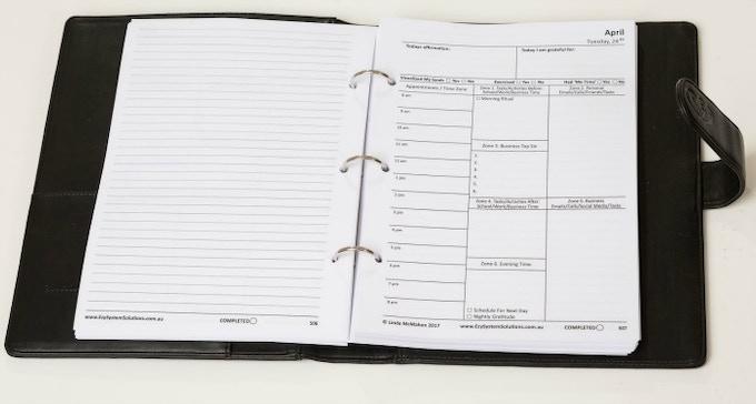 Kickstarter Calendar Planner : Ezy planner by linda mcmahon —kickstarter