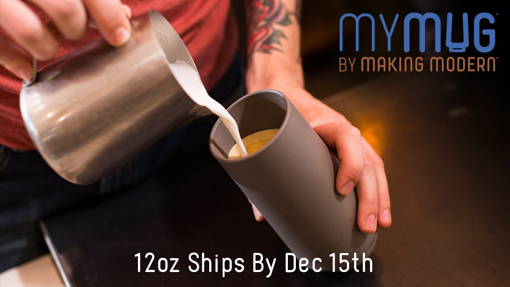 MYMUG: The Last Mug You'll Ever Need. Century Guaranteed! project video thumbnail