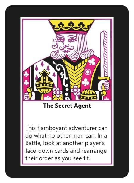 Warmonger: The Secret Agent