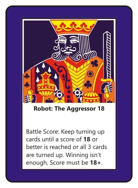 Robot: The Aggressor