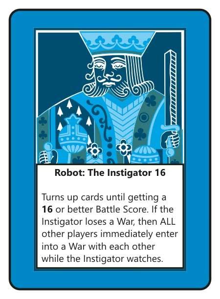 Robot: The Instigator