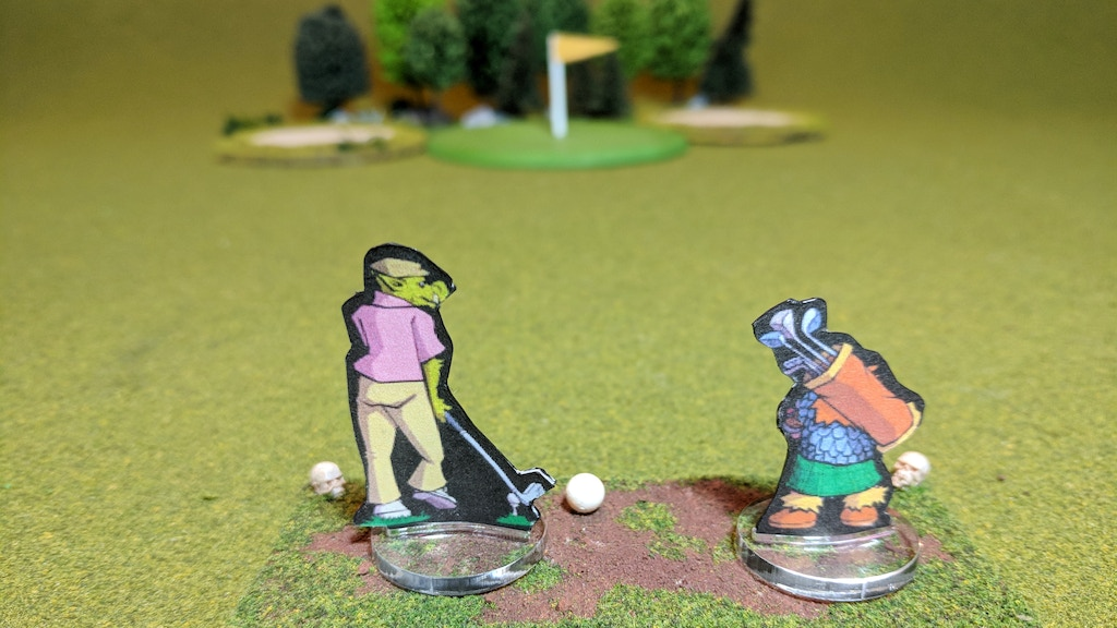 HAGGIS - The Fantasy Golf Miniatures Game project video thumbnail