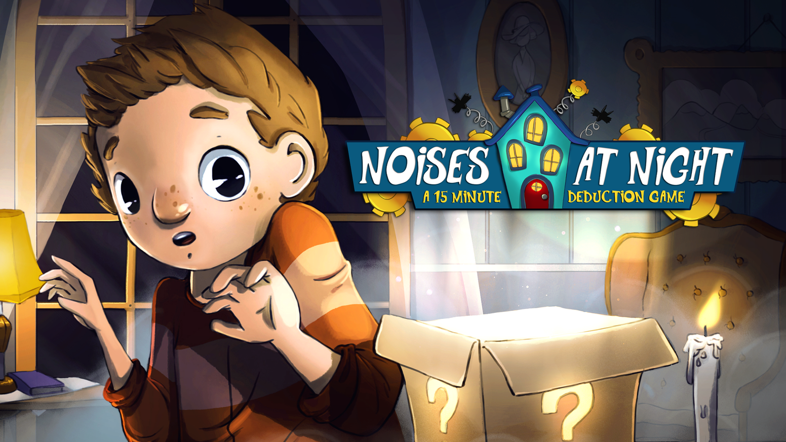 Noises at night by b b games studio kickstarter noises at night late pledges and pledge manager go to this link httpsnoises biocorpaavc