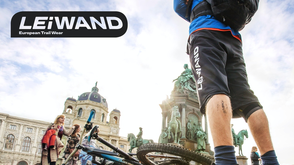 LEiWAND - European Trail Wear for Trail Mountainbikers project video thumbnail