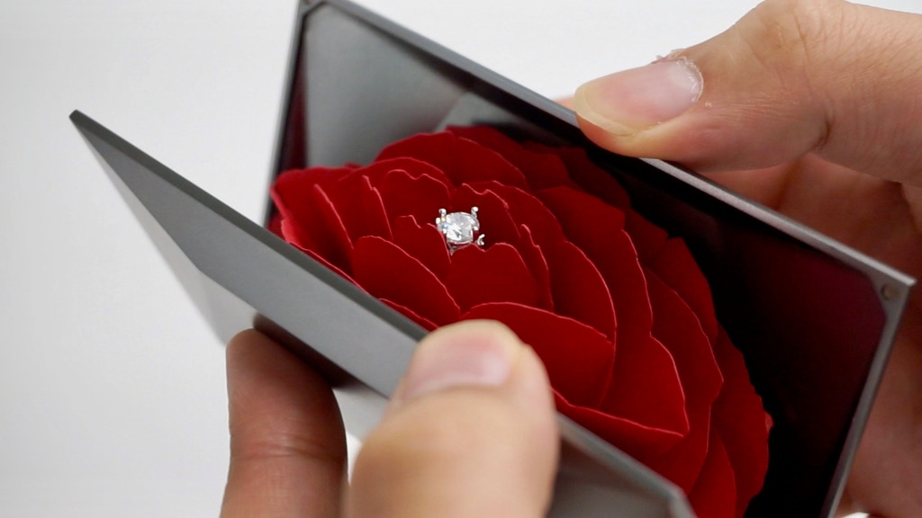 Grace: The Lovely Ring Case To Create Your Timeless Moment. project video thumbnail