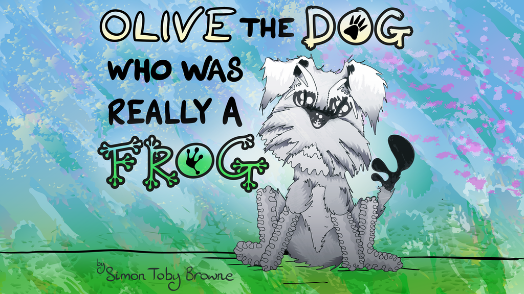 Olive The Dog Who Was Really A Frog project video thumbnail