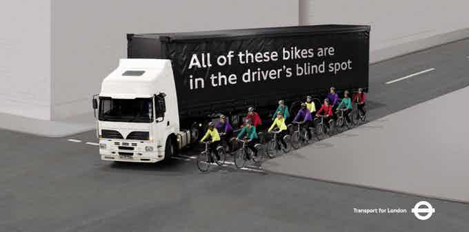Click to watch the large blind-spot area