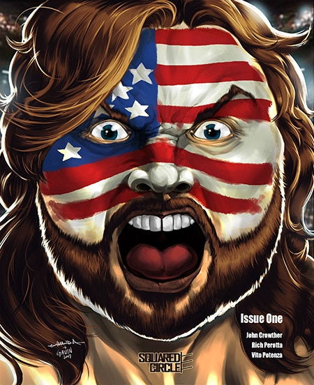 Hacksaw Jim Duggan Comes to Wrestling Comics! HOOOOO! by ...
