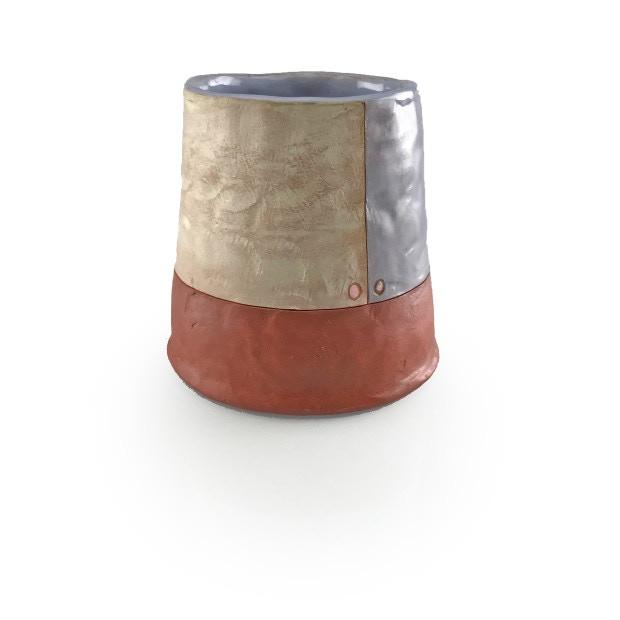 Handbuilt Cup by Didem Mert