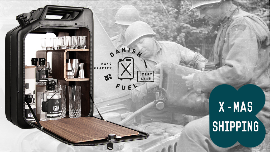 DANISH FUEL BAR CABINET - A WORLD WAR II ICON project video thumbnail