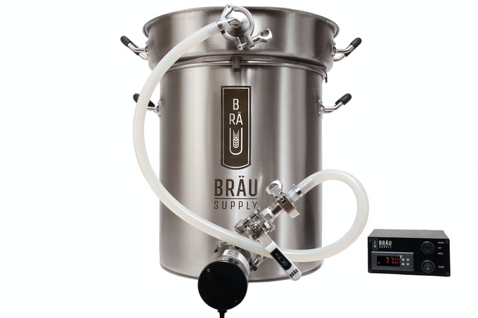 Unibr 228 U The Worlds Best All In One All Grain Brew