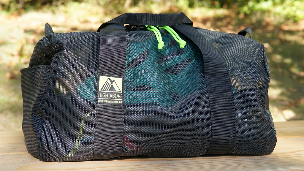 The Lost Lake Duffel Bag: One Bag, Every Adventure. project video thumbnail
