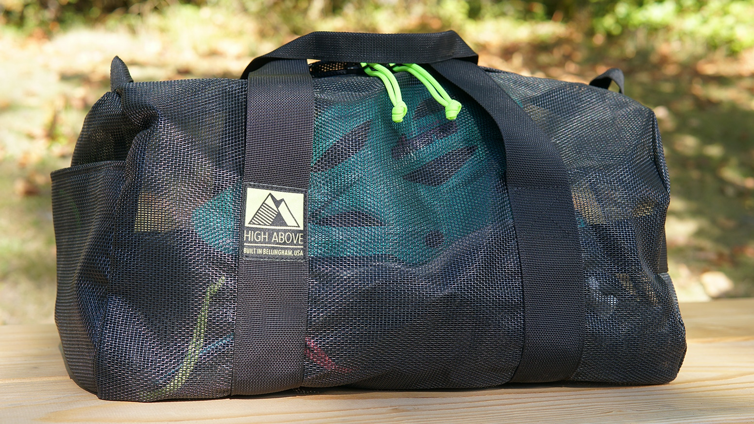 Simple, yet refined, the Lost Lake Duffel is the everything bag that you've always needed but, until now, never existed.