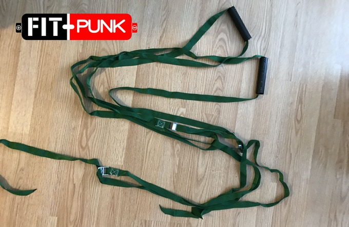 man inc straps with handles