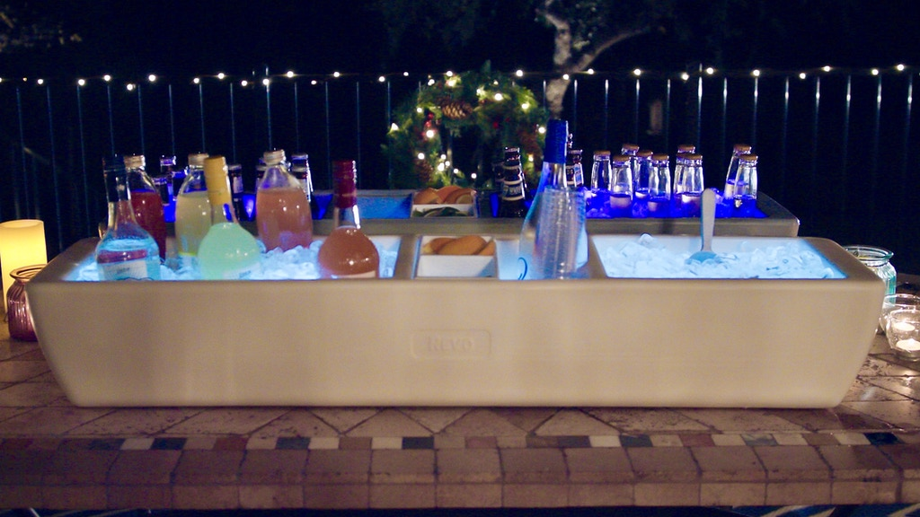 REVO Party Barge: Beverage Tub - Ice Bucket - Food Display project video thumbnail