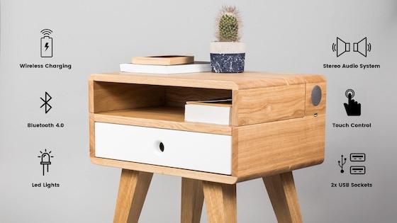 Smartables - Multimedia Table: A Future Of Furniture.