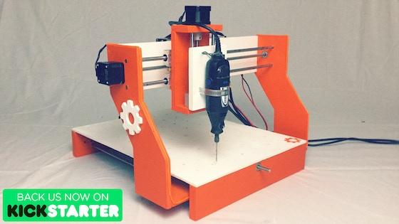 Geatronic CNC: The Multipurpose Desktop CNC Milling Machine