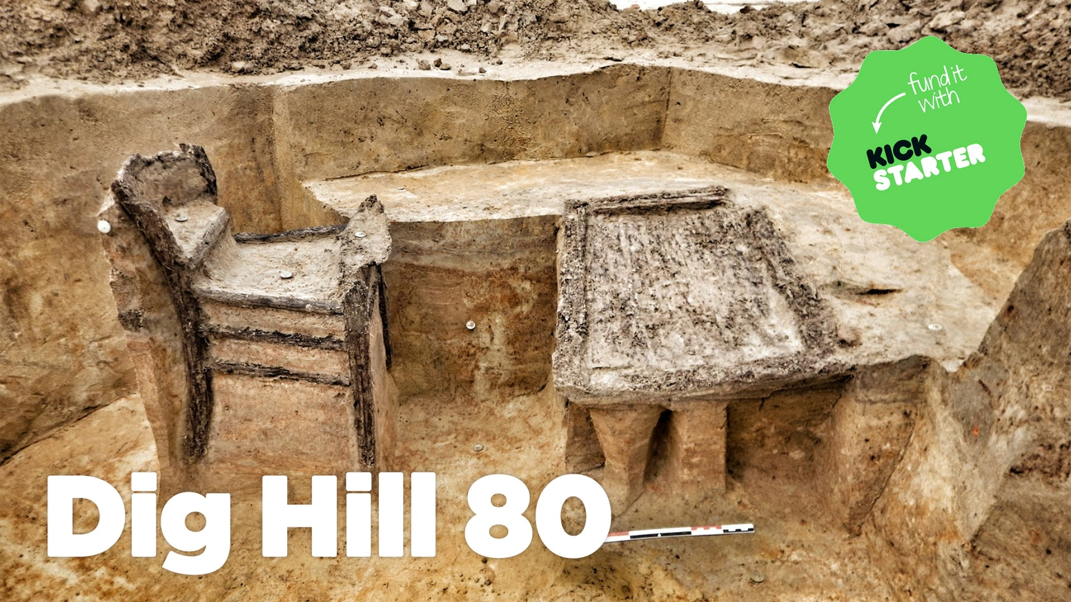 ⭐ Dig Hill 80: Excavating an Endangered WW1 Battlefield by