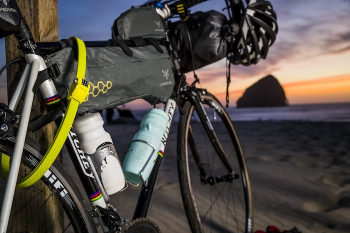 OTTOLOCK™ is an all-new cinch lock for both cyclists and outdoor enthusiasts who need a lightweight, compact, and portable solution.